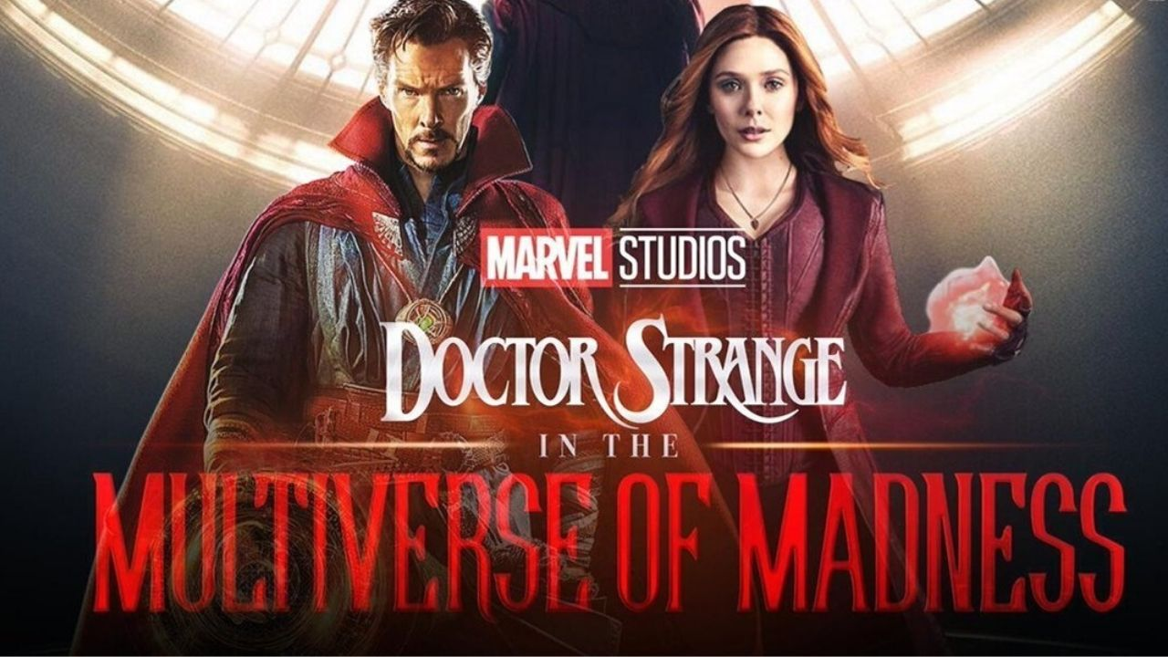 """Kevin Feige, """"Doctor Strange In The Multiverse of Madness ..."""