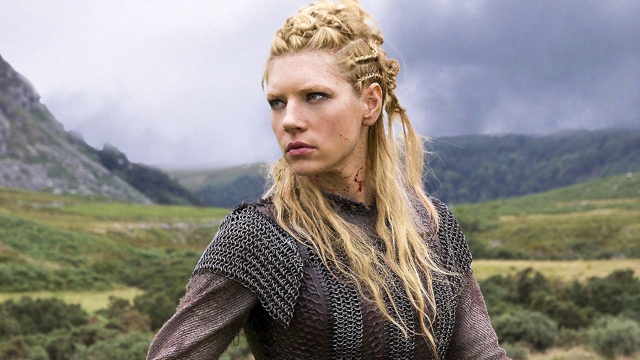 Sex vikings lagertha Why Lagertha