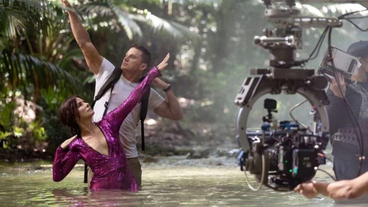 """Sandra Bullock ve Channing Tatum'lu """"The Lost City of D""""ye İlk Bakış! - Haberler - Beyazperde.com"""