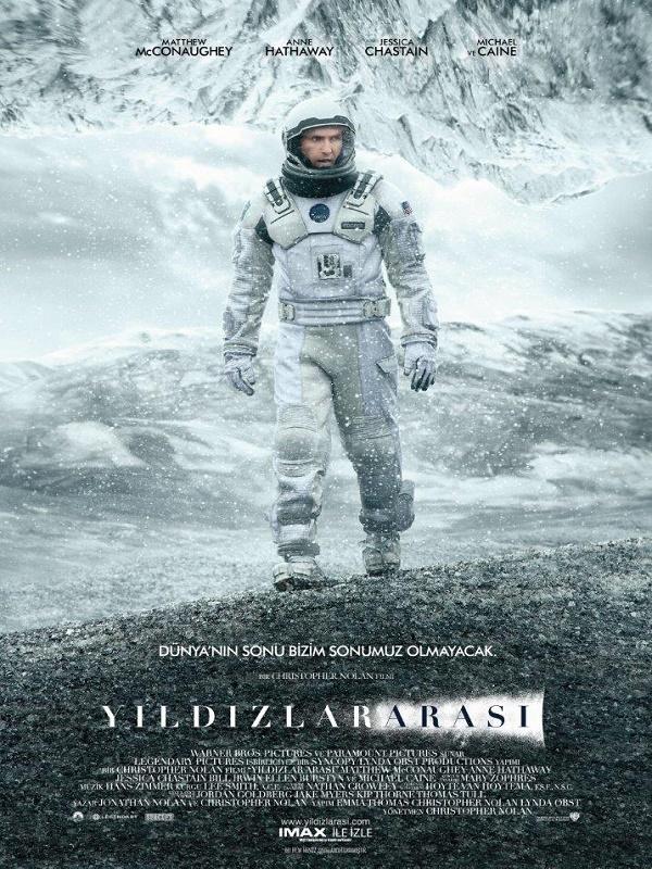 Yıldızlararası - Interstellar - Beyazperde.com