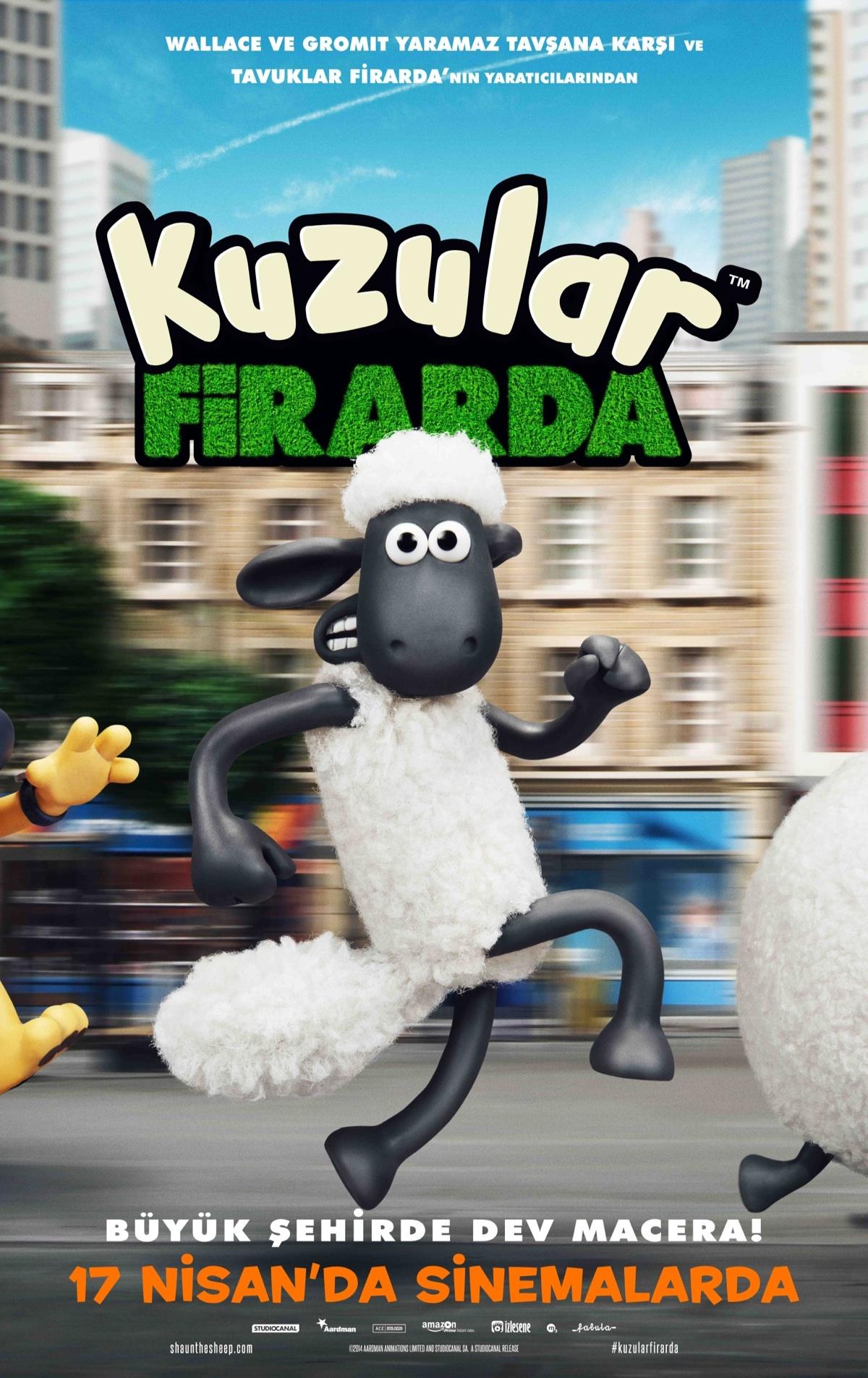 Kuzular Firarda Animasyon Filmini Türkçe Dublajlı izle