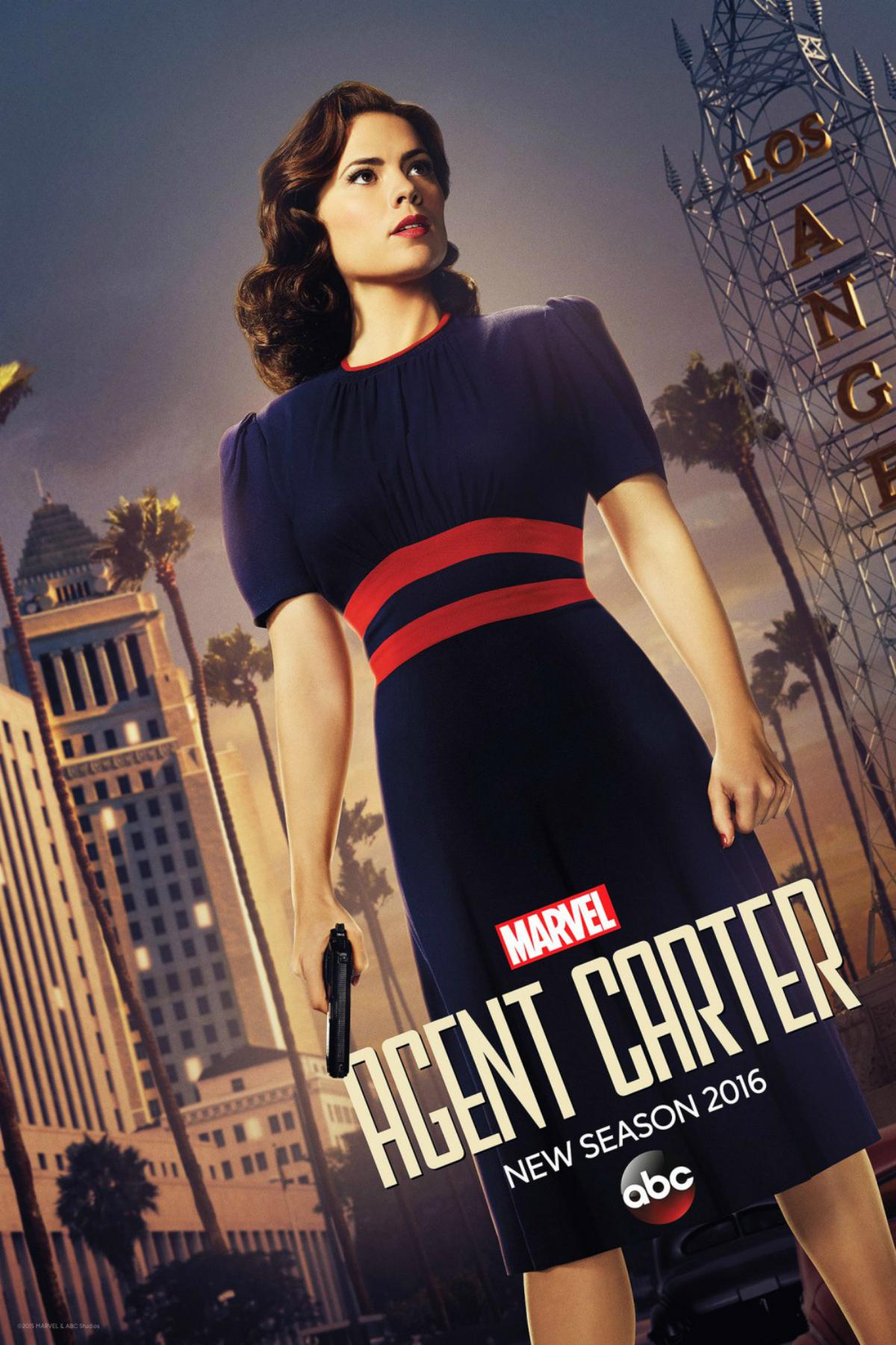 Agent Carter - En İyi Marvel Dizileri