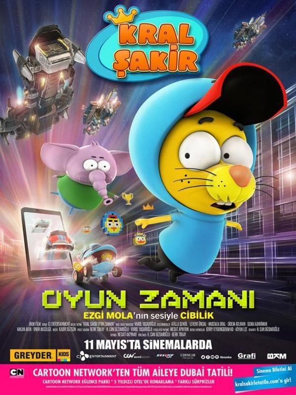 Kral Sakir Oyun Zamani Film 2018 Beyazperde Com