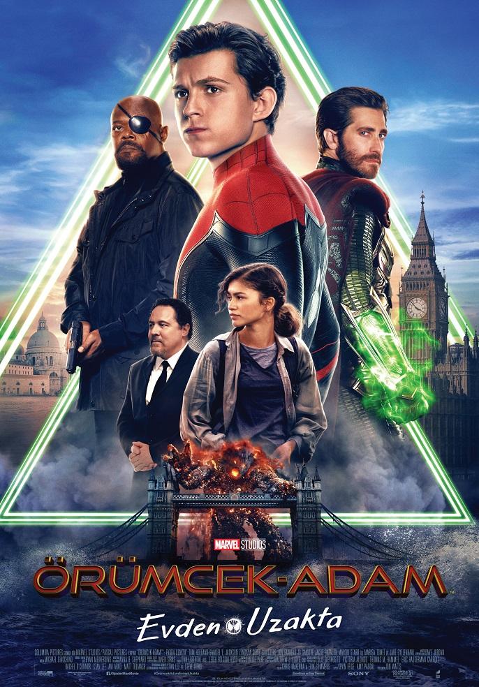 Örümcek-Adam: Evden Uzakta - Spider-Man: Far From Home ...