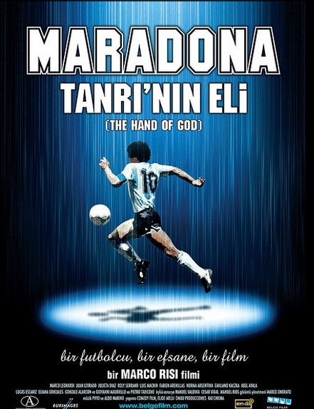 maradona tanri nin eli film 2007 beyazperde com