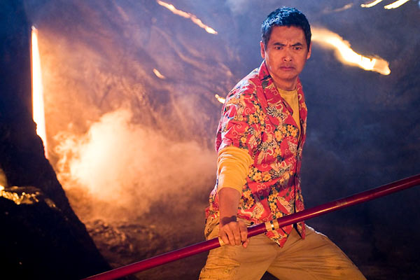 Dragonball:  Chow Yun-Fat