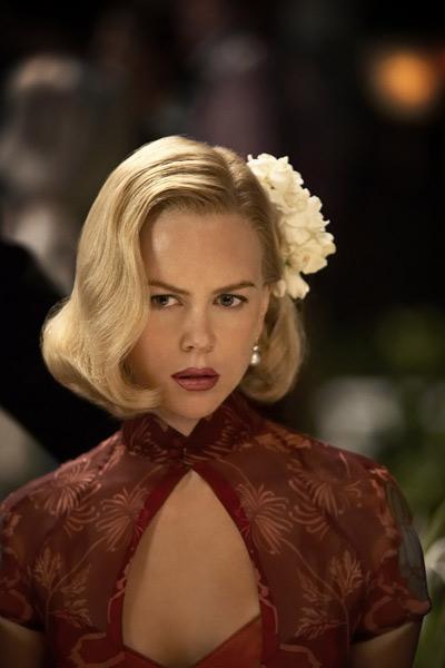 Avustralya: Nicole Kidman