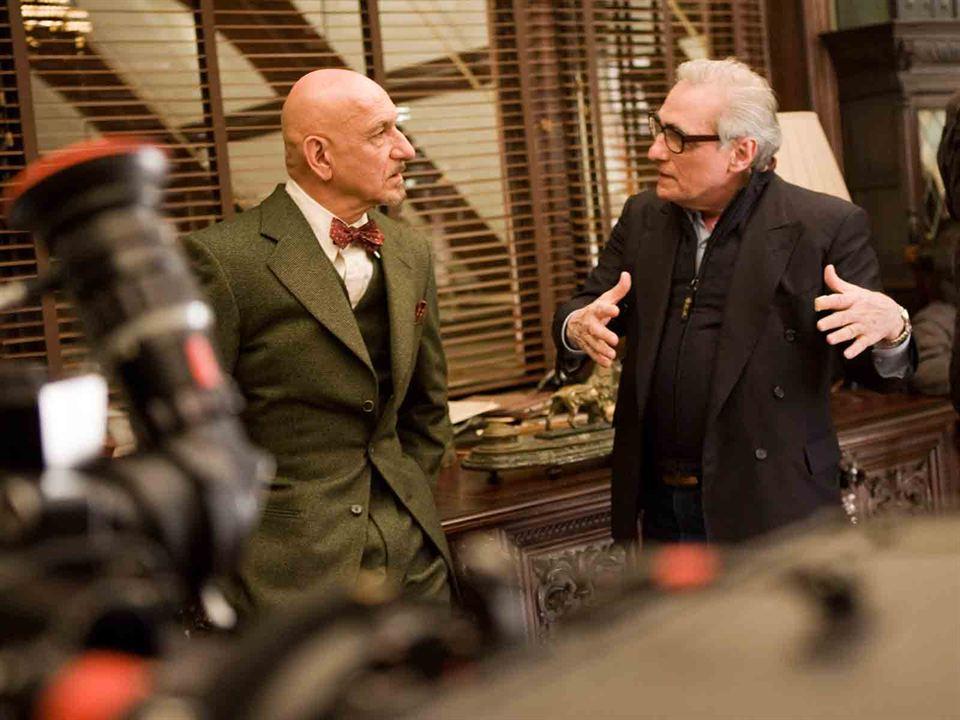 Zindan Adası: Ben Kingsley, Martin Scorsese