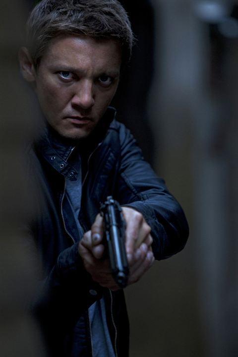 Bourne'un Mirasi : Fotograf Jeremy Renner