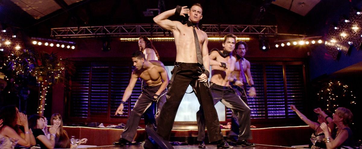 Striptiz Kulübü: Adam Rodriguez, Matt Bomer, Channing Tatum, Joe Manganiello