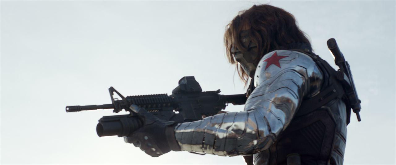 Kaptan Amerika: Kış Askeri: Sebastian Stan