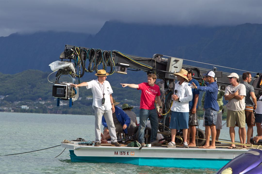 Godzilla 3D : Fotograf Gareth Edwards (V)