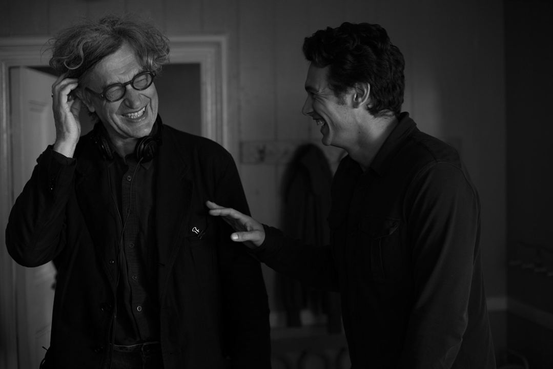 Her Sey Güzel Olacak : Fotograf James Franco, Wim Wenders