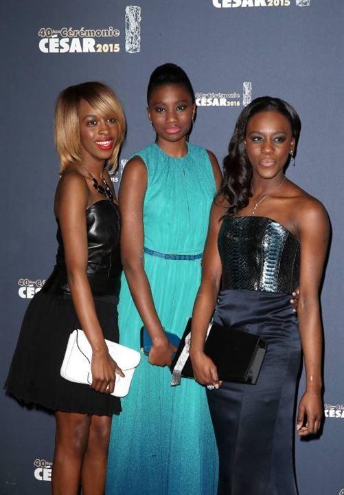 Kızlar Çetesi: Assa Sylla, Karidja Touré, Lindsay Karamoh