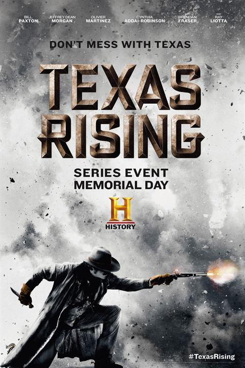 Texas Rising : Afis
