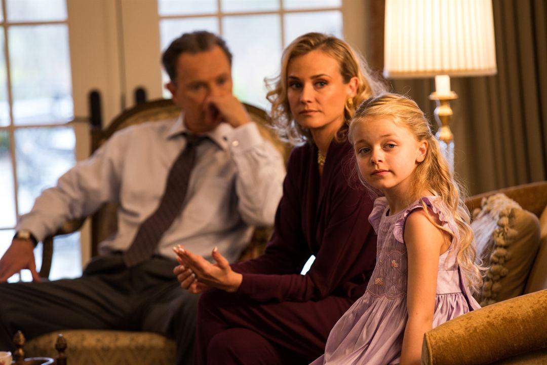 Babalar ve Kizlari : Fotograf Bruce Greenwood, Diane Kruger, Kylie Rogers