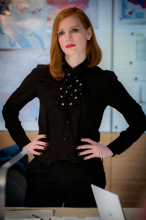 Miss Sloane: Jessica Chastain