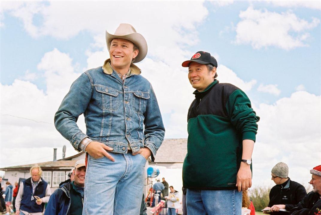 Brokeback Dagi : Fotograf Ang Lee, Heath Ledger