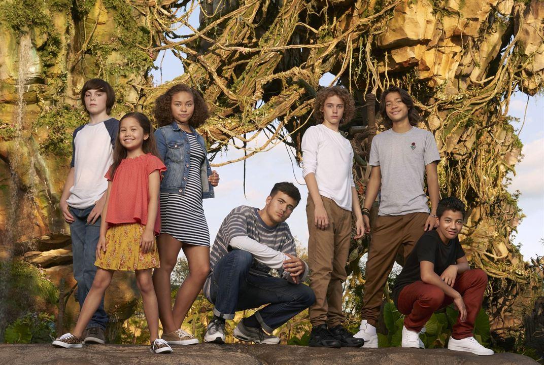 Avatar 2: Filip Geljo, Britain Dalton, Jamie Flatters, Trinity Bliss, Bailey Bass (II), Duane Evans Jr., Jack Champion