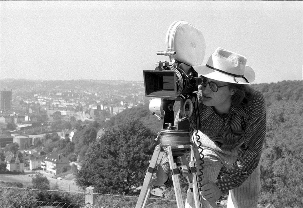 Alice in den Städten : Fotograf Wim Wenders