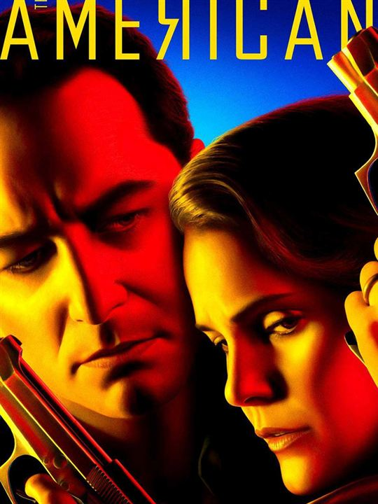 The Americans (2013) : Afis