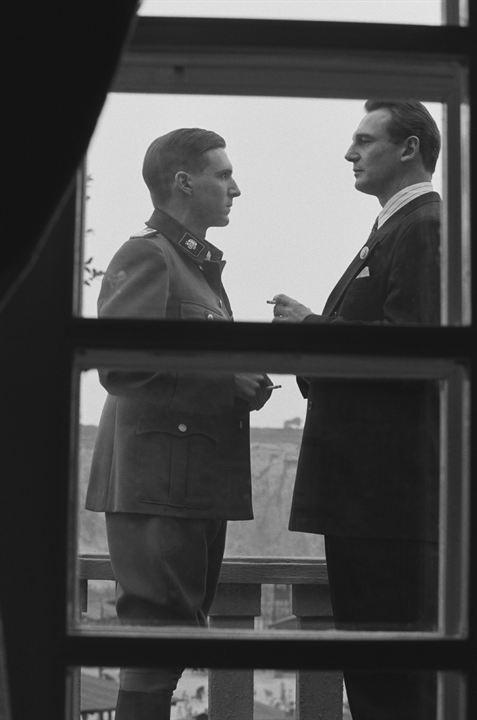 Schindler'in Listesi: Ralph Fiennes, Liam Neeson