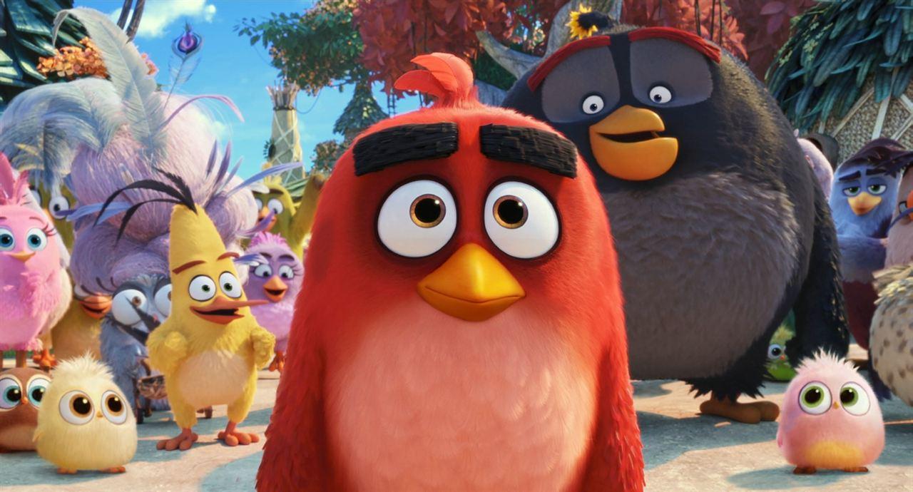 Angry Birds Filmi 2 (2019)  Türkçe Dublaj Seçenekli Film indir  4k-720p-1080p