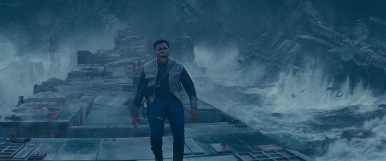 Star Wars: Skywalker'in Yükselisi : Fotograf John Boyega
