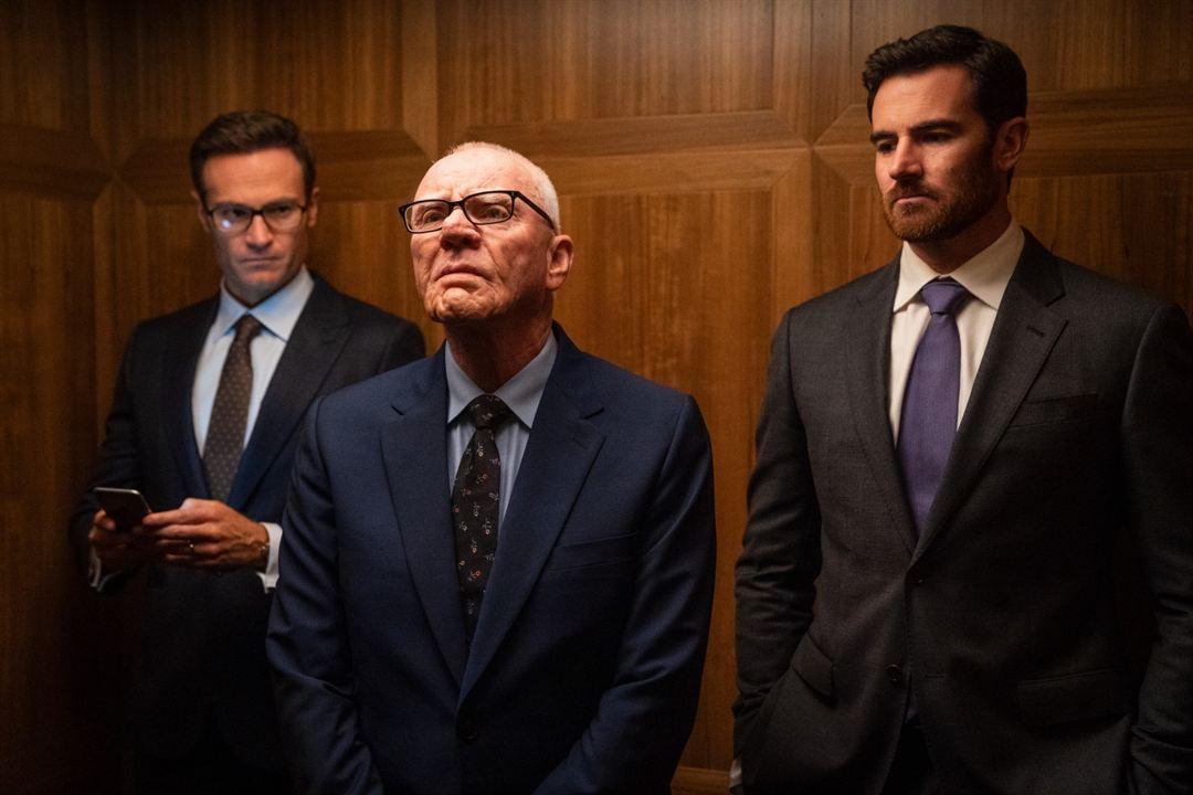 Skandal : Fotograf Ben Lawson, Josh Lawson, Malcolm McDowell