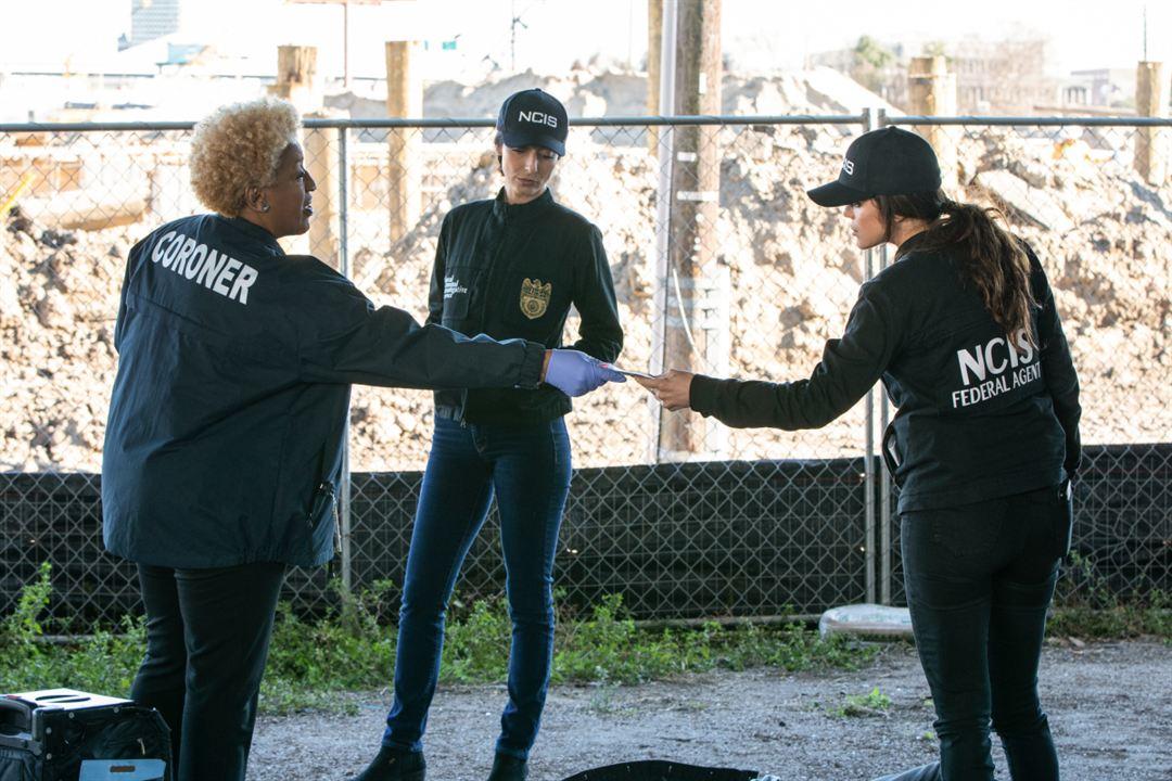 Fotograf CCH Pounder, Necar Zadegan, Vanessa Ferlito