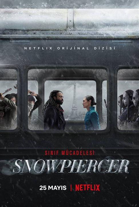 Snowpiercer : Afis