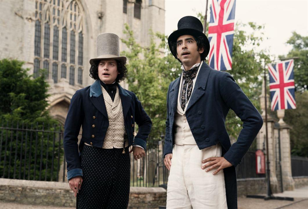 David Copperfield'in Çok Kisisel Hikayesi : Fotograf Aneurin Barnard, Dev Patel