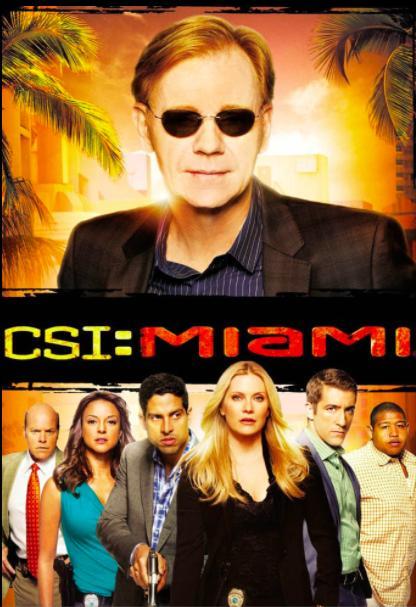 CSI: Miami : Afis