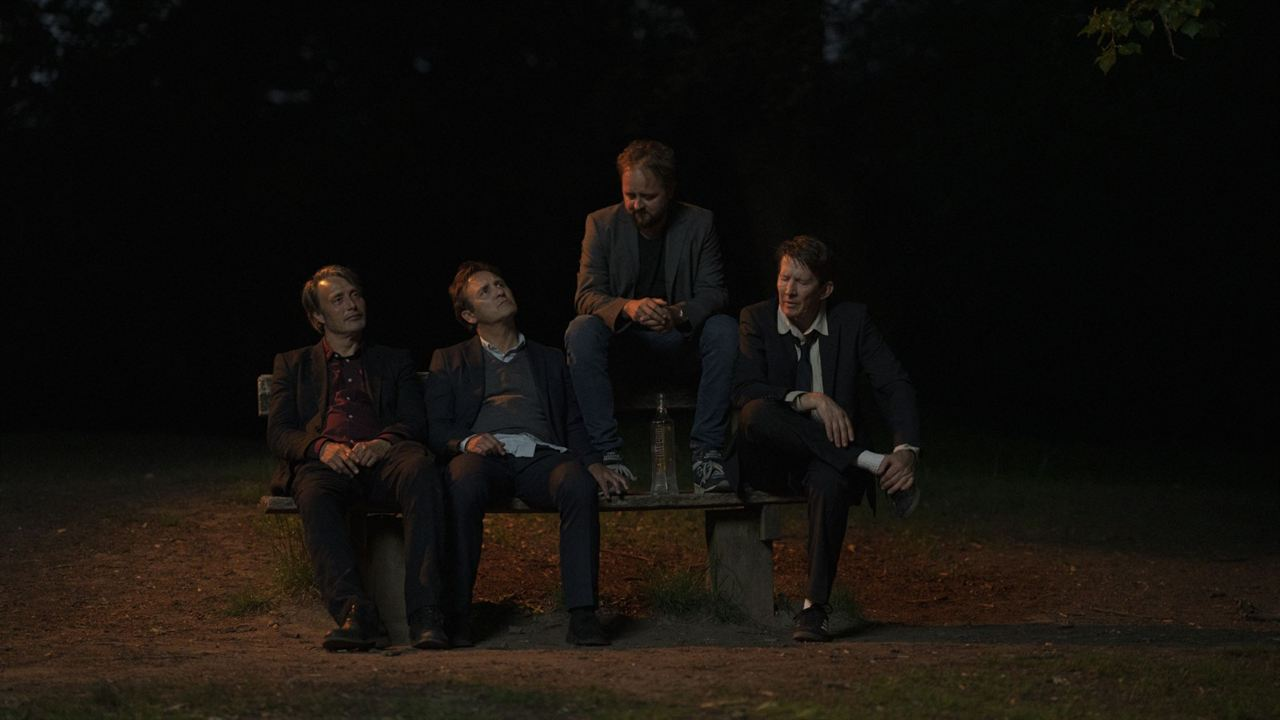 Druk : Fotograf Lars Ranthe, Mads Mikkelsen, Magnus Millang, Thomas Bo Larsen