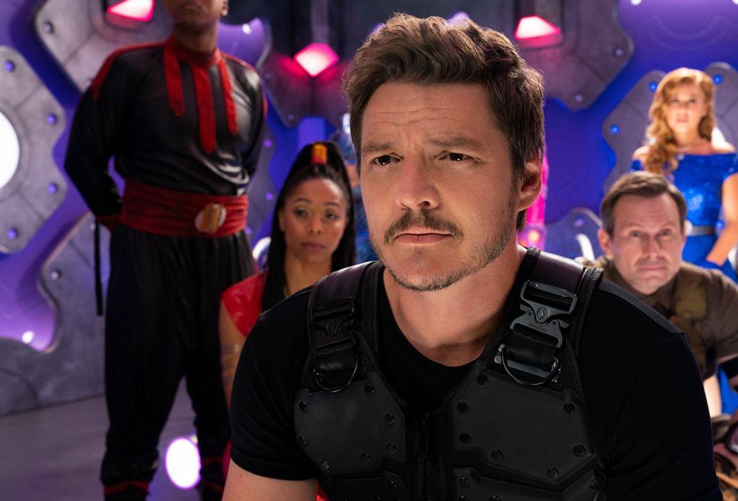 Kahramanlik Sirasi Bizde : Fotograf Brittany Perry-Russell, Christian Slater, J. Quinton Johnson, Pedro Pascal