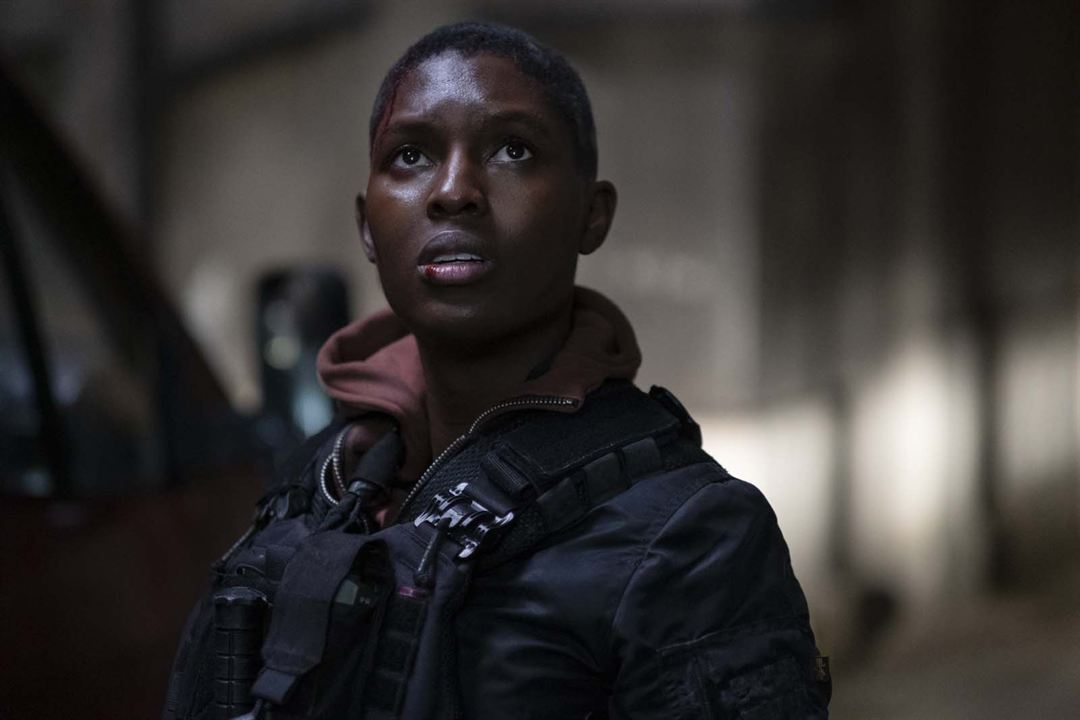 Tom Clancy's Without Remorse: Jodie Turner-Smith