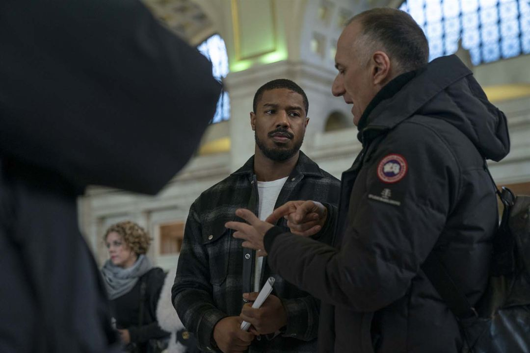 Tom Clancy's Without Remorse: Michael B. Jordan, Stefano Sollima