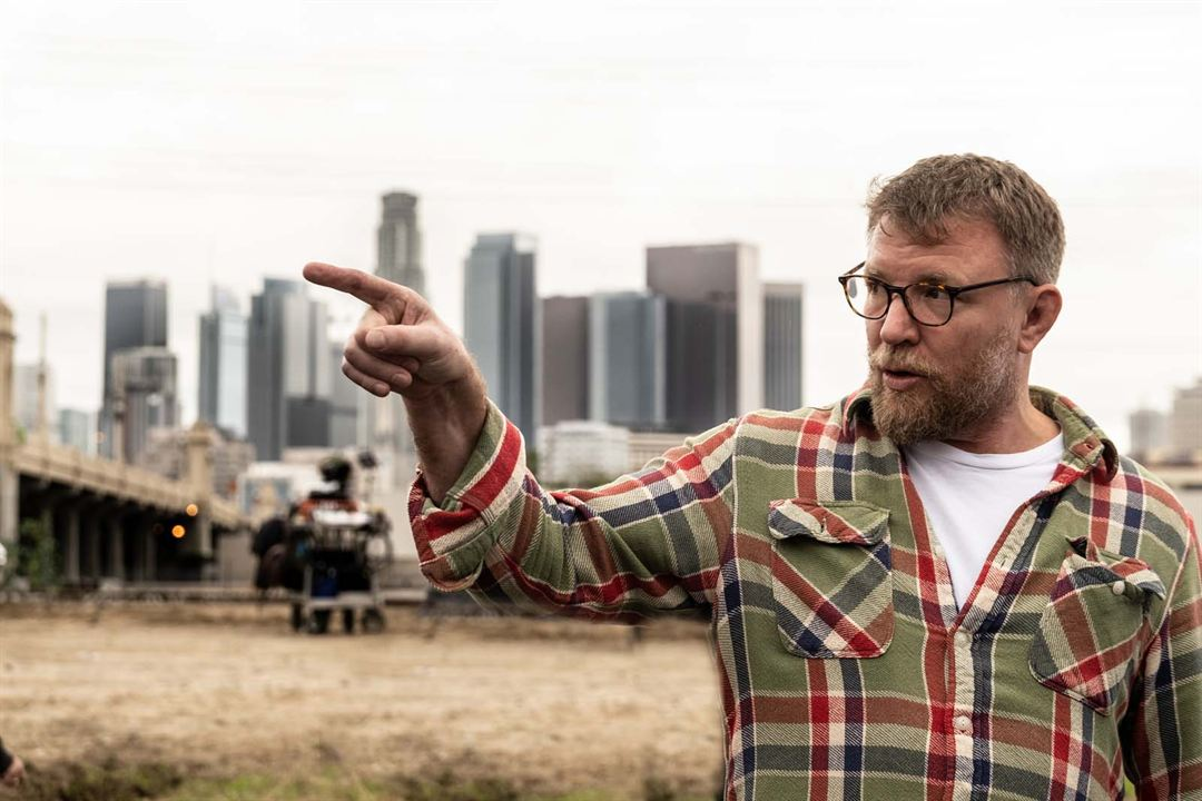 Wrath of Man: Guy Ritchie