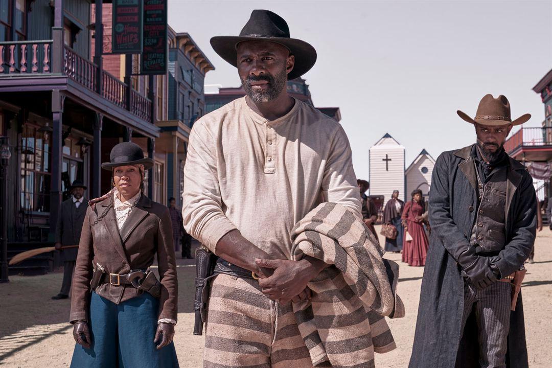 The Harder They Fall: Idris Elba, Regina King, Lakeith Stanfield