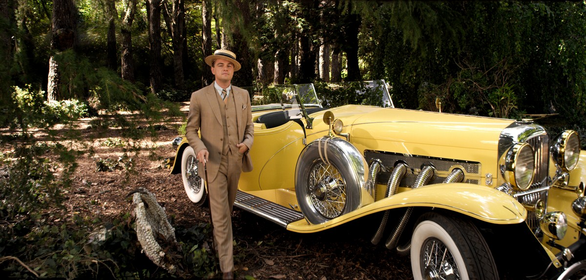 Muhteşem Gatsby: Leonardo DiCaprio