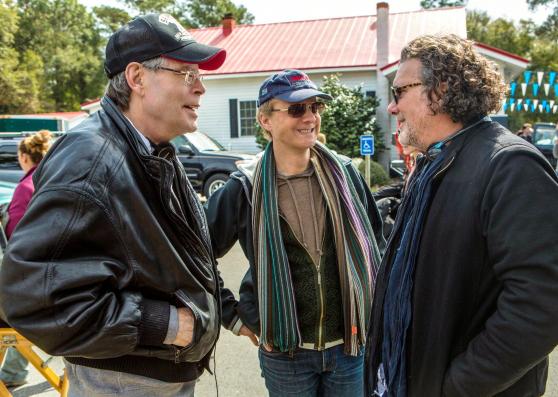 Fotograf Jack Bender, Niels Arden Oplev, Stephen King